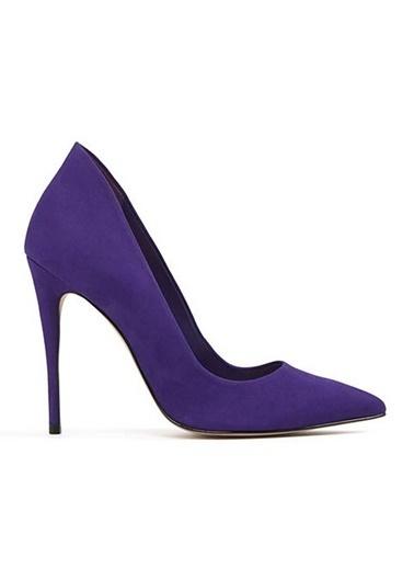 Aldo Deri Stiletto Ayakkabı Mor